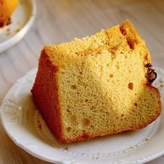 红糖戚风蛋糕