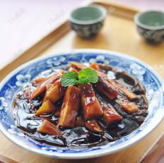 #陕西小吃#红薯甜食