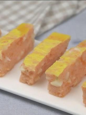 蒸马蹄鱼糕的做法
