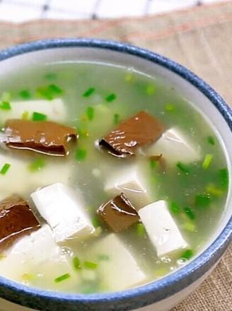 鸭血豆腐羹的做法