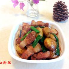 慈菇烧肉的做法[图]
