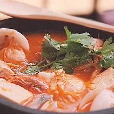 韩国泡菜豆腐汤