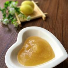 新疆小白杏果酱
