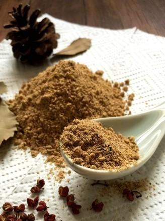 更年期高血压_自制椒盐粉的做法_自制椒盐粉怎么做_美食杰