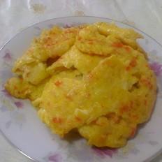 马蹄煎鸡蛋