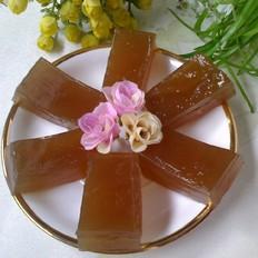 广东透明马蹄糕