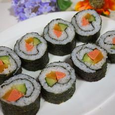 #圣诞节#花样寿司