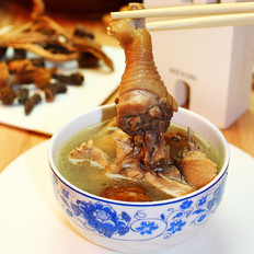 广东老火靓汤-五指毛桃益生汤