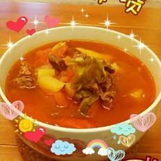 俄式炖牛肉红汤