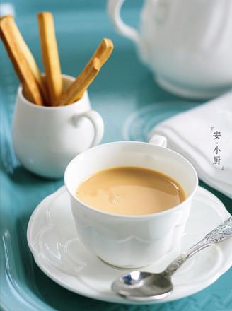 原味奶茶的做法