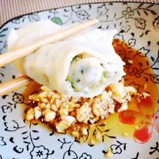 萝卜丝海蛎子大饺子