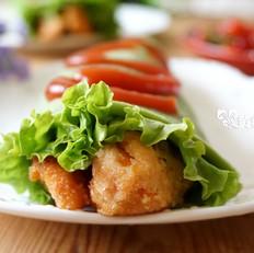 有颜值的美食之墨西哥鸡肉卷