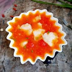 番茄龙利鱼
