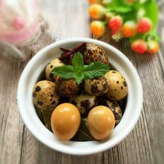 #幼儿三岁食谱#五香鹌鹑蛋