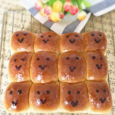 小鸡挤挤面包