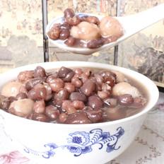 红豆薏米煮年糕