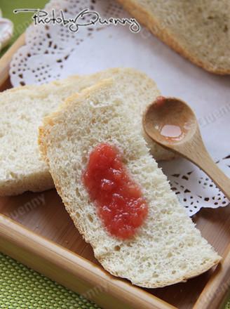 蜂蜜燕麦面包