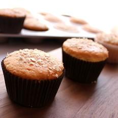 燕麦海绵小蛋糕