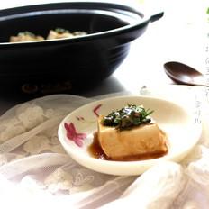 美味酿豆腐