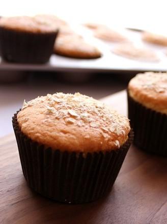 燕麦海绵小蛋糕的做法