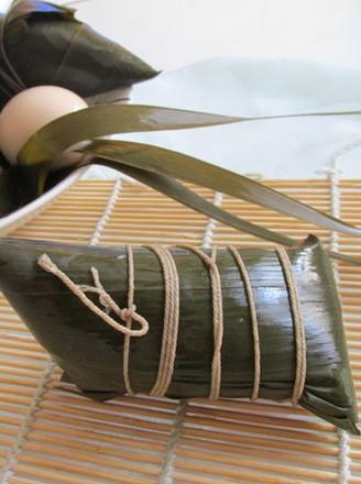 传统蜜枣粽的做法