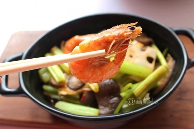 鲜香麻辣锅的做法