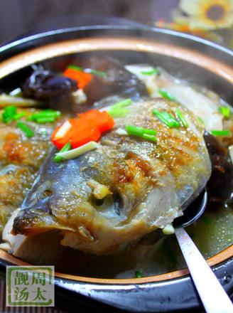 砂锅豆腐鱼头汤