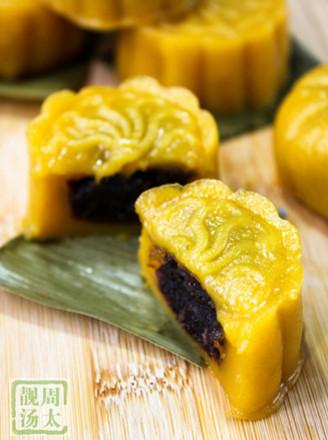黄金南瓜饼
