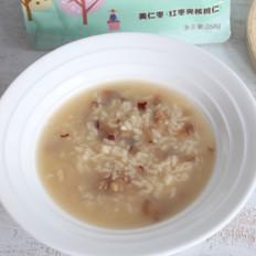 枣仁核桃粥