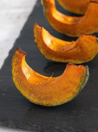 蜜汁烤南瓜的做法