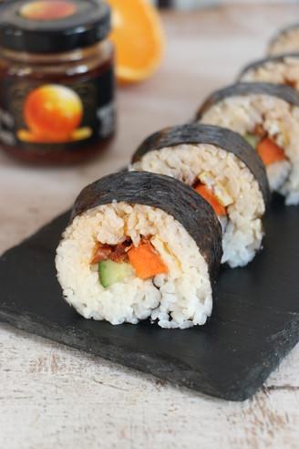 XO酱寿司的做法