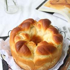 老式面包圈,软呼呼的