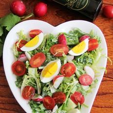 #格琳诺尔蔬菜沙拉#