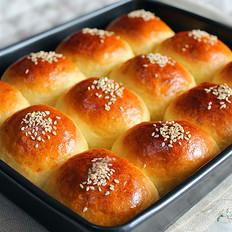 芝麻小面包