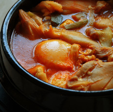 韩国豆腐汤