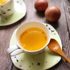 【在冬天也可以神采飞扬】百香果蜂蜜水