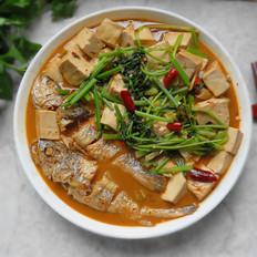 豆腐炖黄花鱼