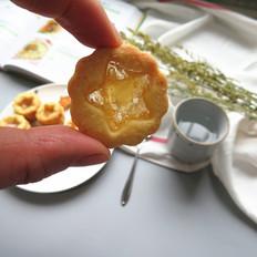 黄桃果酱饼干