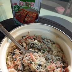韩国拌冷饭