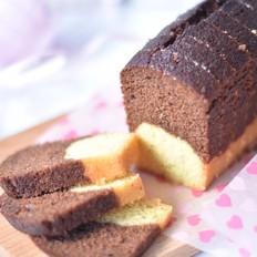 可可香草磅蛋糕