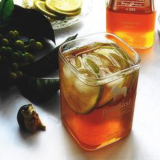 冬瓜柠檬茶