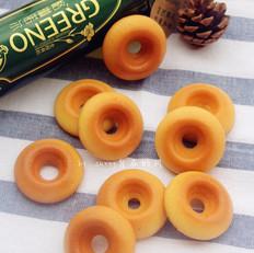 幸福海绵甜甜圈