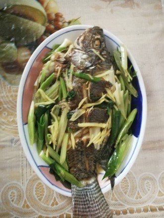 福寿鱼的做法