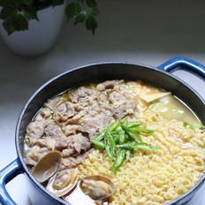 #家乐火锅节#韩式部队火锅