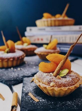 秋之幸酒渍杏橙酥挞#长帝烘焙节#的做法
