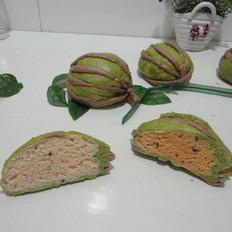 西瓜包的做法[图]