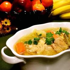 美式炖鸡汤