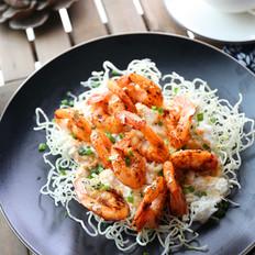 银丝芙蓉虾