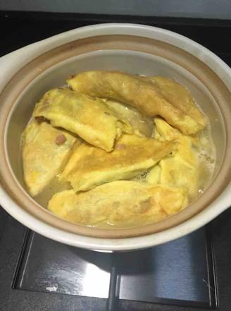 蛋饺煲的做法