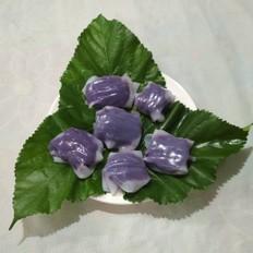 紫薯粉皮的做法[图]